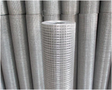 Application of welded galvanized welded wire mesh