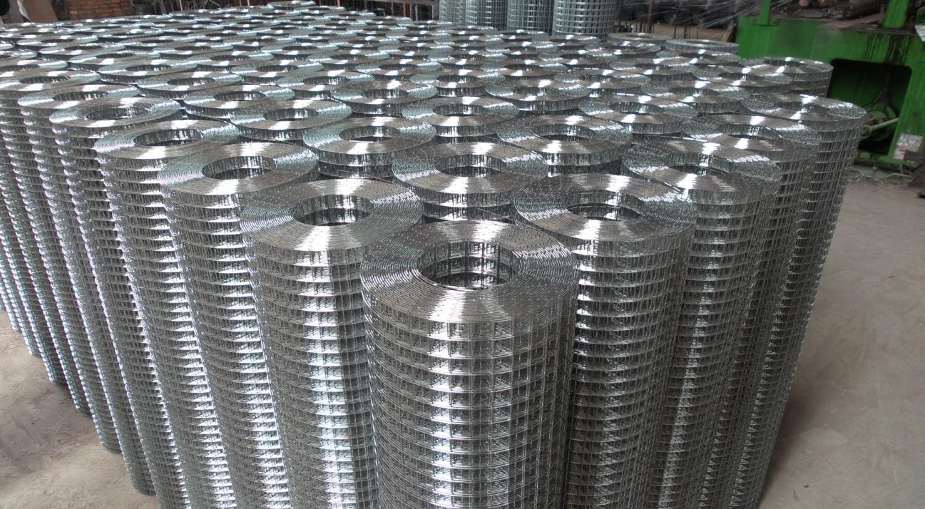 What is welded wire mesh?   qunkun