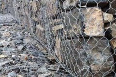The application of gabion box solved the world ecological problems