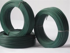 What is pvc coated wire?