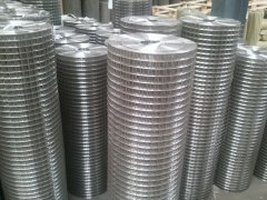 Welded wire mesh Why galvanized