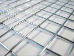 Application of welded wire mesh panel in construction