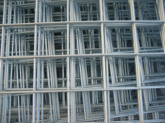 Welded wire mesh panel is an important part of the composition of the fence