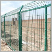 welded wire mesh fence advantage