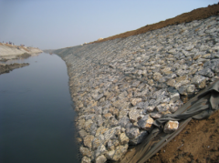 The important application of gabion mesh