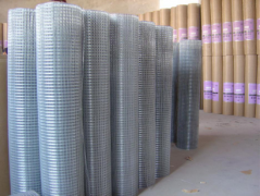 The application of welded wire mesh
