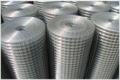 Hot dip galvanized welded wire mesh introduction