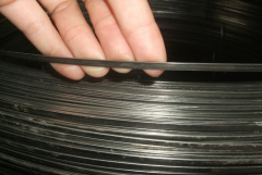 Select the characteristics and techniques of stainless steel flat wire