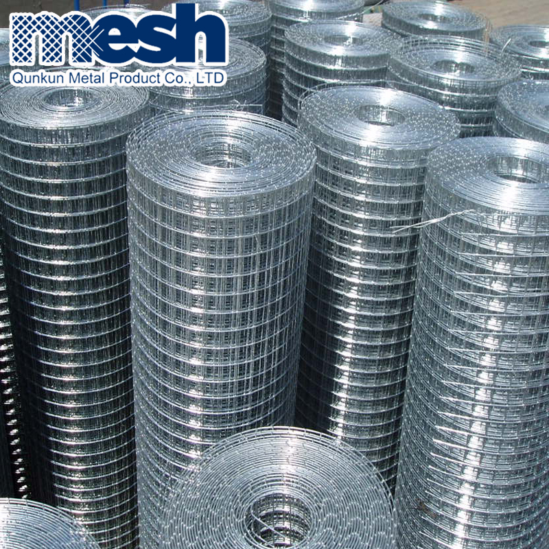 The Process Galvanizing Of Hot-dipped Galvanized Welded Wire Mesh ...