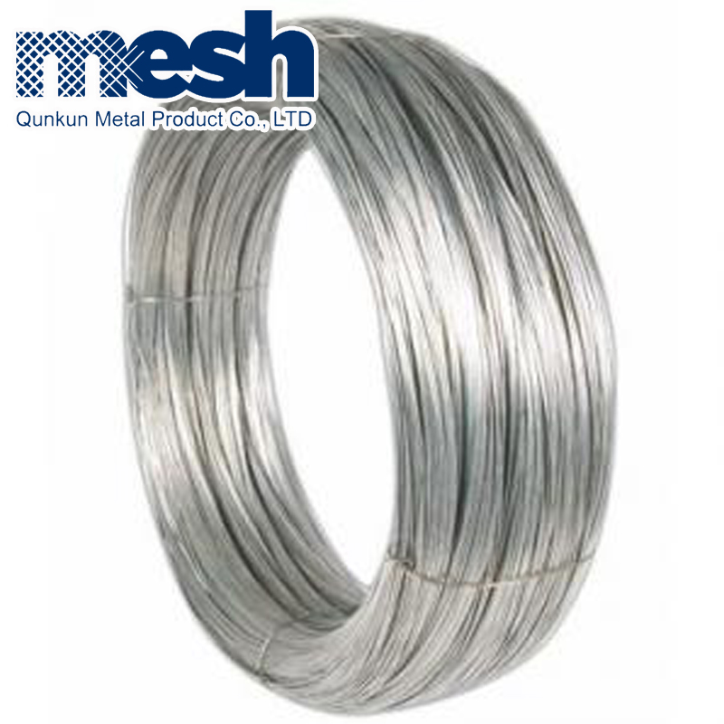 Coming to make purchases for galvanized wire in March Expo | qunkun